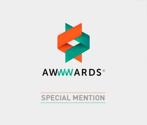 Awwwards Mención Especial